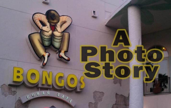 Bongos Cuban Cafe Downtown Disney Westside Walt Disney World Resort