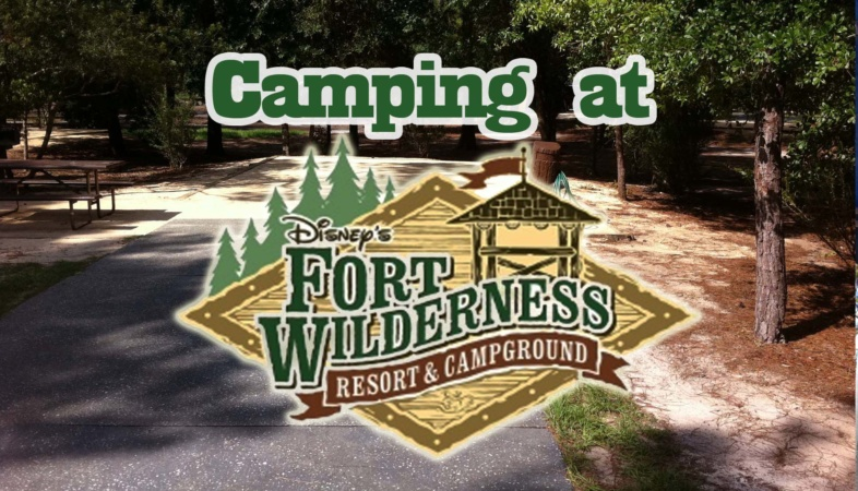 Camping At Fort Wilderness Resort And Campground Wdw