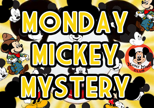 WDW Parkhoppers Monday Mickey Mouse Mystery Logo