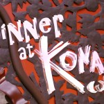 Dinner at Kona Cafe at Walt Disney World's Polynesian Resort