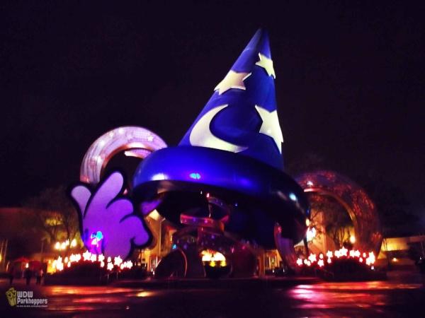 Sorcerer Mickey Wallpaper Sorcerer Mickey Hat at