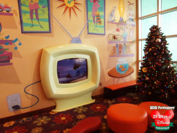 25 days of disney christmas day 22 christmas decorations at one of our favorite value resorts at walt disney world is disneys pop century resort we love the way they decorate for christmasespecially our favorite publicscrutiny Images