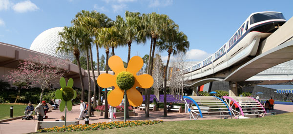 "Pop stars of the 1960s and '70s will belt out rock 'n' roll classics and ""best-of"" dance tunes for Flower Power concert guests during the 20th Epcot International Flower & Garden Festival."