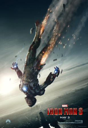 """n Marvel's """"Iron Man 3,"""" Tony Stark/Iron Man finds his world reduced to rubble by a malevolent enemy and must use his ingenuity and instincts to protect those closest to him as he seeks to destroy the enemy and his cohorts."""