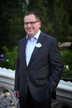 Monday marked the first day on the job for George A. Kalogridis as the fifth president of Walt Disney World Resort.