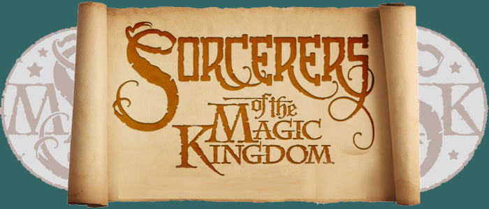 Sorcerers of the Magic Kingdom is an in-park interactive experience in which guests join forces with Merlin to defeat Disney Villains who are scheming to take over Magic Kingdom Park.