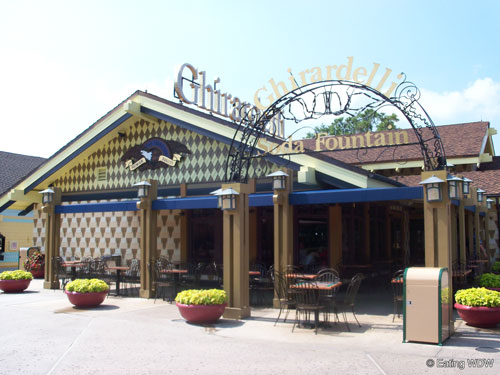 Ghirardelli Celebrates 15 Years at Downtown Disney Today at Walt Disney World Resort