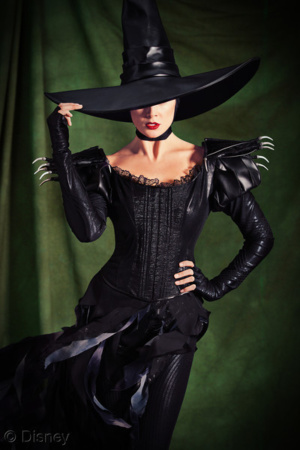 Adult Sized Wicked Witch of the West Costume Inspired by Disney's Oz the Great and PowerfulAdult Sized Wicked Witch of the West Costume Inspired by Disney's Oz the Great and Powerful