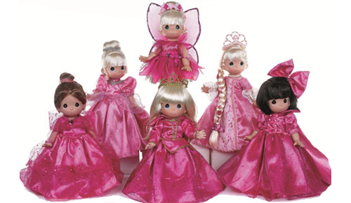 Precious Moments© Sweetheart Collection Doll Collection 2013 February 9 - February 17 Once Upon A Toy, Downtown Disney® Market Place