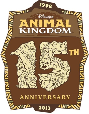 Celebrate the  15th anniversary of Disney's Animal Kingdom this Earth Day, April 22