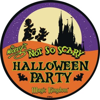 Disney has released the dates for Mickey's Not-So-Scary Halloween Party for fall of 2013.
