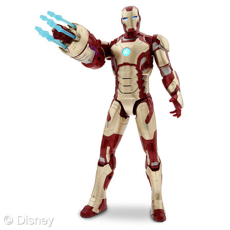 Marvel Launches a Full 'Armory' of Products Inspired by Marvel's Iron Man 3