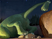 Pixar Reportedly Removes Director Bob Peterson from The Good Dinosaur