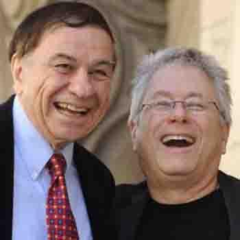 Richard Sherman and Alan Menken D23 Expo Live Press Conference