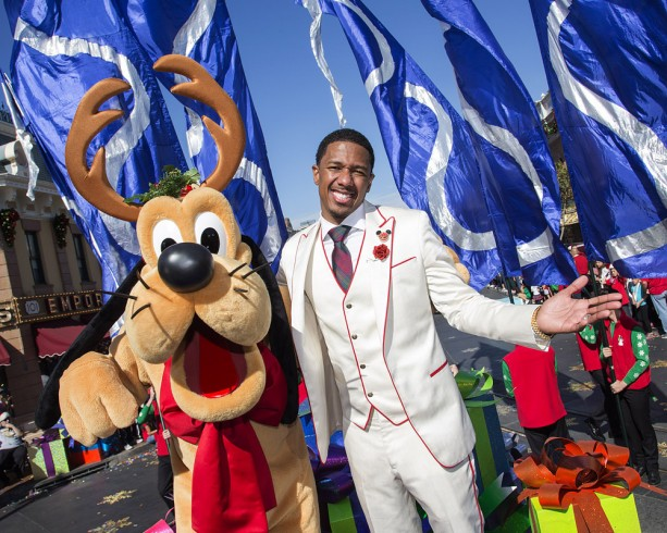 nick cannon returns to the disneyland resort this year and we caught up with him