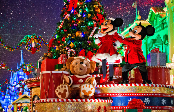 Thanksgiving and Christmas Day Dining Ideas at Walt Disney World ...
