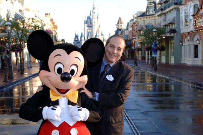 Randy Garfield Announces Retirement from The Walt Disney