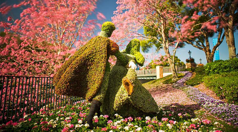 Epcot International Flower Garden Festival Expanding To