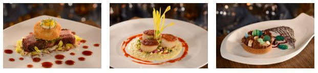 Reservations open for re imagined flying fish on disney s for Flying fish disney menu