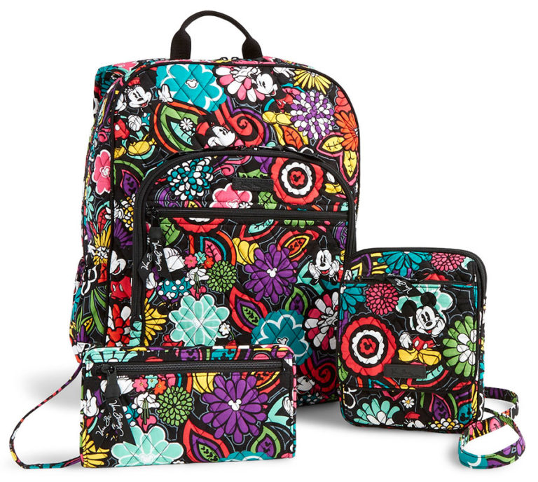 New Colors From Vera Bradley Blooming At Disney Parks In