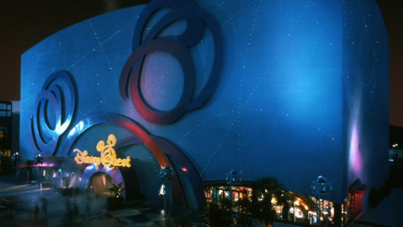 DisneyQuest at Disney Springs to Close July 3 To Make Way For NBA Experience