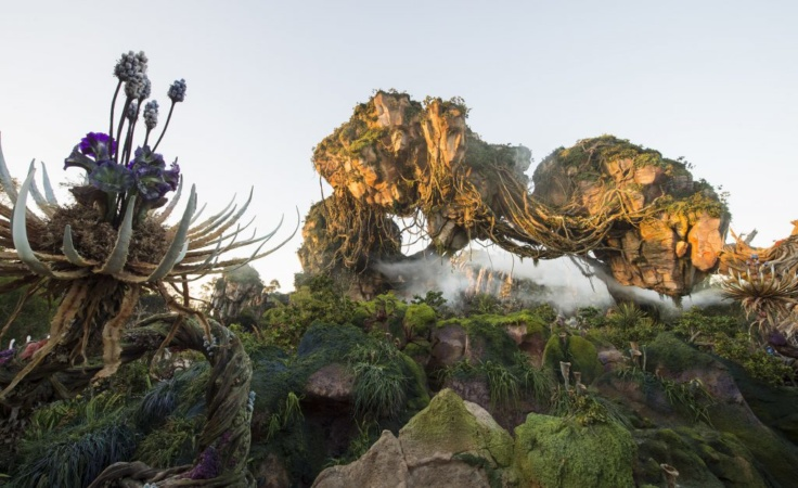 Explore the Magic of Nature in a Distant World Unlike Any Other At Pandora – The World of Avatar