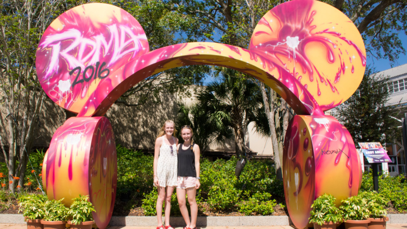 Visit the Radio Disney Arch During Your Next Visit to Disney Springs
