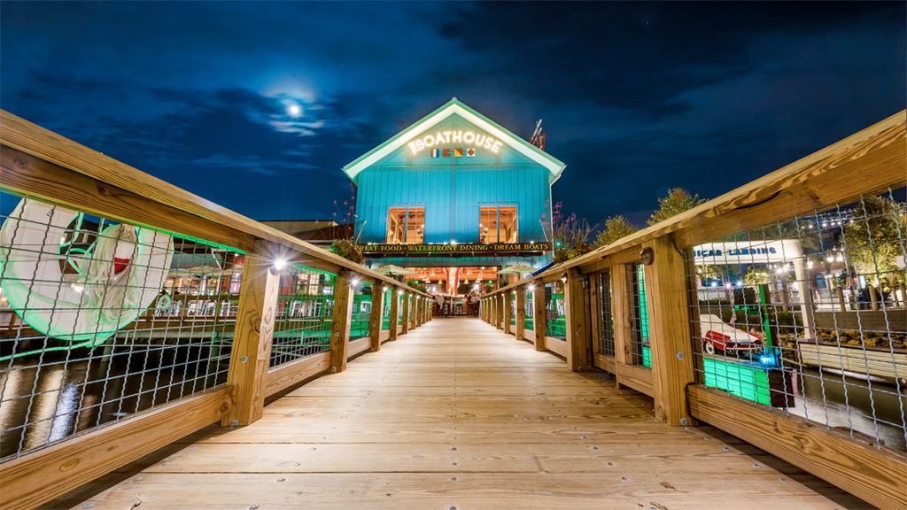 Strolling Around The Springs - WDW Parkhoppers Disney Date Night Ideas