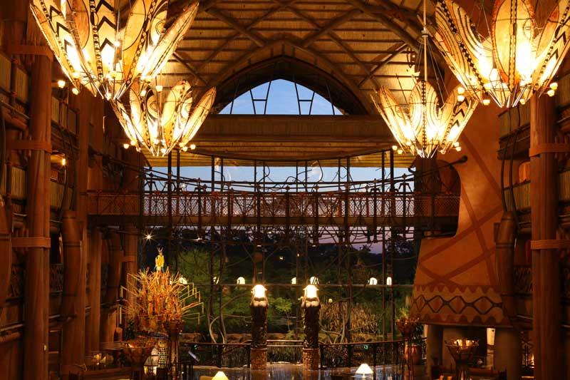 Disney Date Night Ideas - Disney's Animal Kingdom Lodge Jiko The Cooking Place