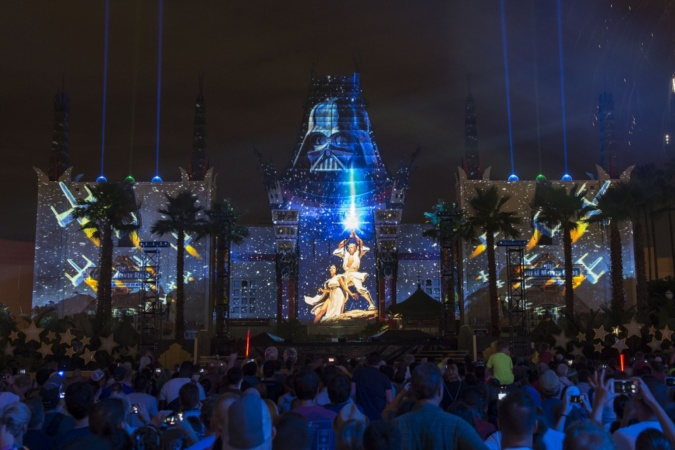 Disney's Hollywood Studios Offer A Galaxy of Star Wars Experiences To Guests