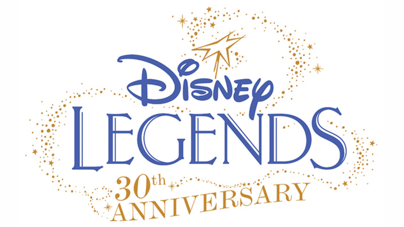 Disney Legends Announced for D23 Expo 2017