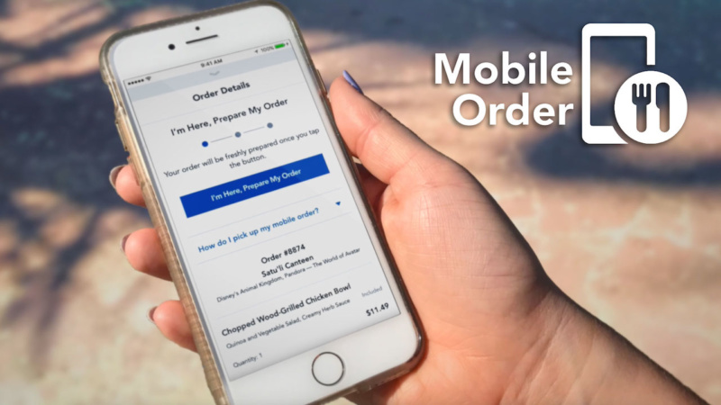 Mobile Order Coming To Pandora – The World of Avatar and Disney's Animal Kingdom