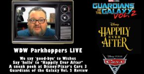 WDW Parkhoppers LIVE - May 9, 2017