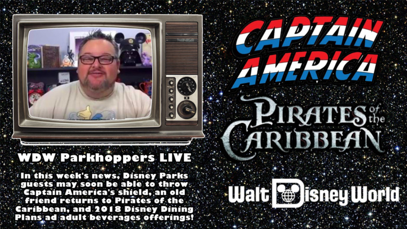 WDW Parkhoppers LIVE - June 21, 2017