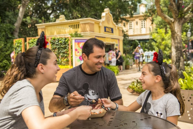 22nd Epcot International Food & Wine Festival Grows to 75 Days, Runs Aug. 31-Nov. 13, 2017