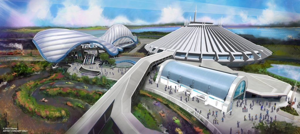 D23 Announcements for Walt Disney World Resort