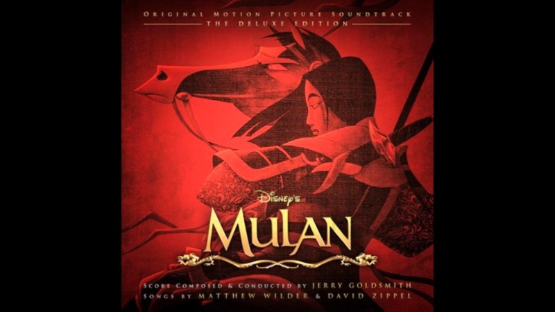Honor June Foray With The Soundtrack From Disney's Mulan For #MusicMonday