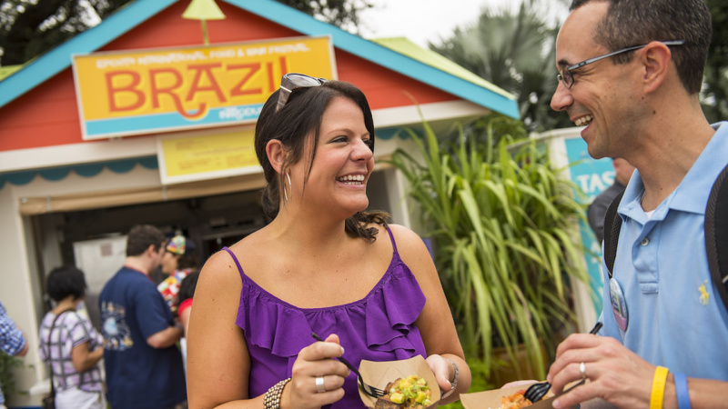 22nd Epcot International Food & Wine Festival By The Numbers