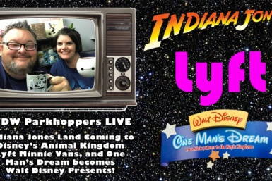 WDW Parkhoppers LIVE - August 15, 2017