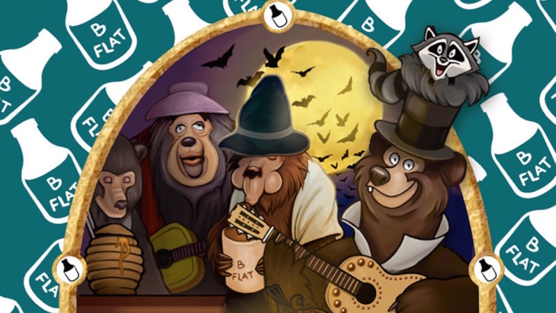 'Country Bear' Sorcerers of the Magic Kingdom Card to Be Released at Mickey's Not-So-Scary Halloween Party