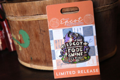 Merchandise for 22nd International Food & Wine Festival