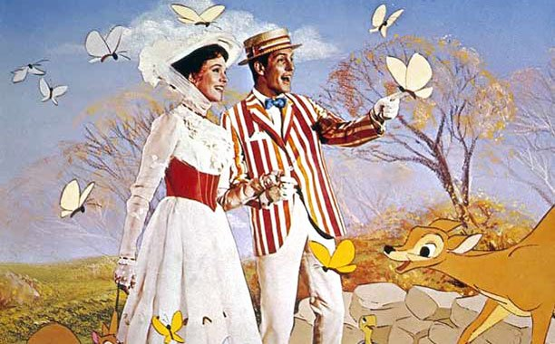 Listen To The Mary Poppins Original Soundtrack For #MusicMonday
