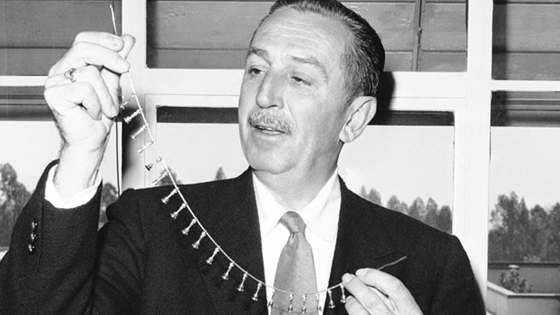 "Walt Disney Also Thought ""Small"""