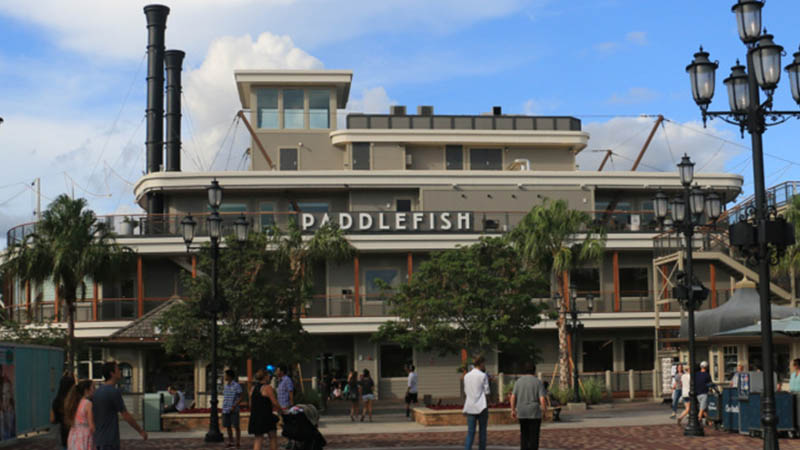 Paddlefish' Wine Dinner Event and Interview