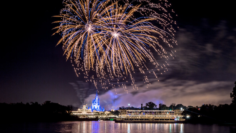 Ferrytale Fireworks: A Sparkling Dessert Cruise Returns To Walt Disney World